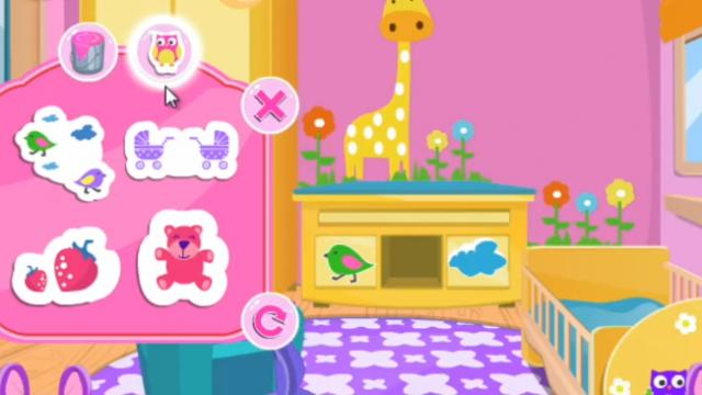 Newborn House Makeover Play The Girl Game Online. Minions House Makeover