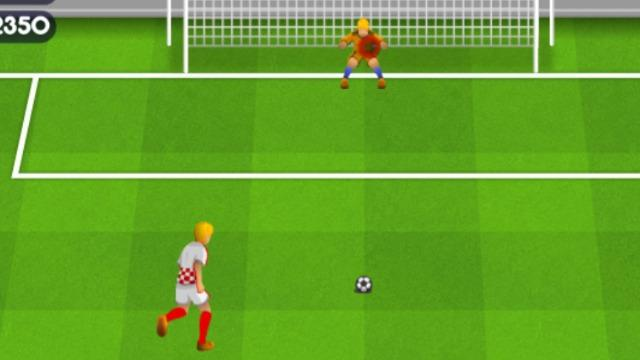 Screenshots of the Penalty shootout Euro 2016 for Android tablet, phone.