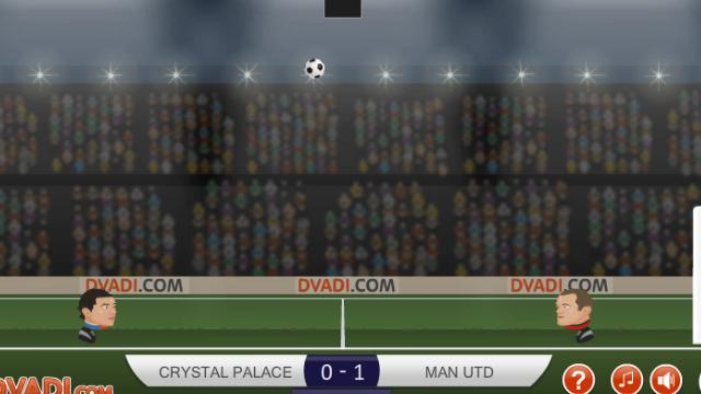 Soccer Heads Premier League Play This Game Online At Mousebreaker Com