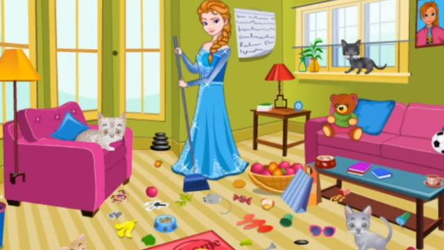 Clean room cartoon images galleries with a bite - The clean bedroom ...