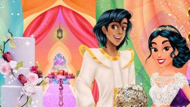 la boda mágica de la princesa - juega a juegos en línea gratis en