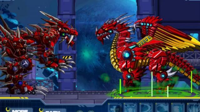 robot fire dragon play robot fire dragon for free at poki com