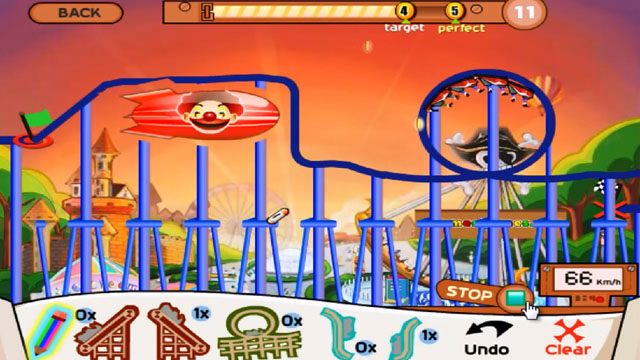 rollercoaster creator free online games at agamecom
