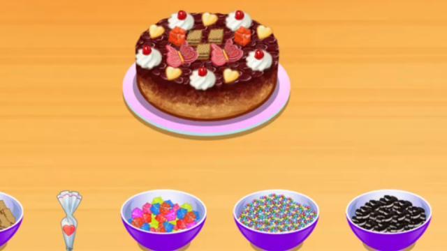 Cucina Con Sara Torta Capovolta Gioca Giochi Online Gratuiti Su
