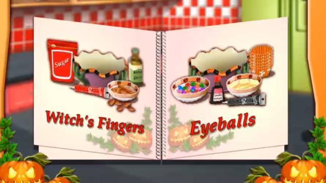 Dolci Spettrali Cucina Con Sara Gioca Giochi Online Gratuiti Su
