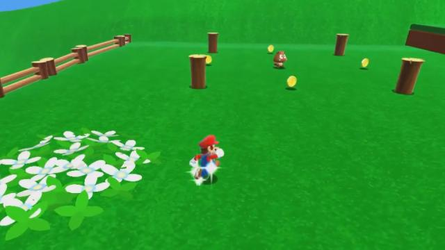 Super Mario 64 HD | Free online game | Mahee com