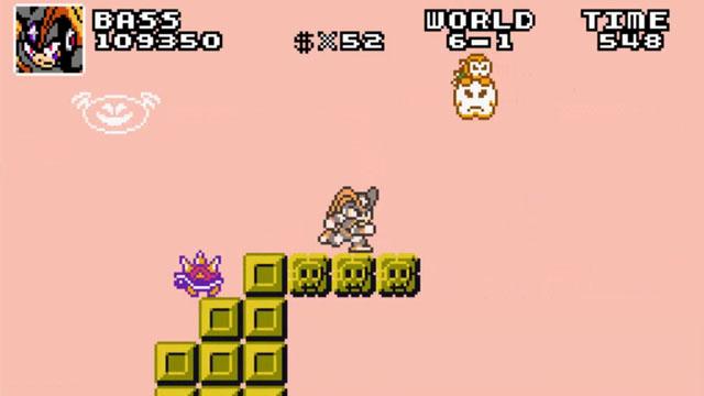 Super Mario Crossover 2 Walkthrough, Guide and Cheat