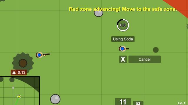 Surviv Io Battle Royale Free Online Games On A10 Com