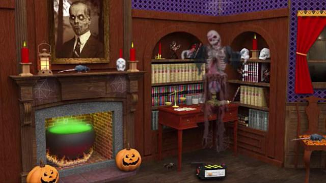 haunted halloween escape game 2 play online