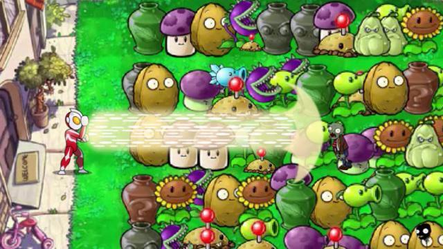 Game siêu nhân diệt zombie