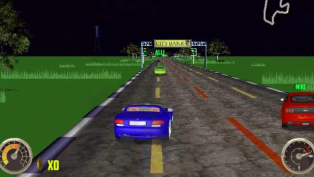 V8 Muscle Cars 2 Game Car Games Gamesfreak
