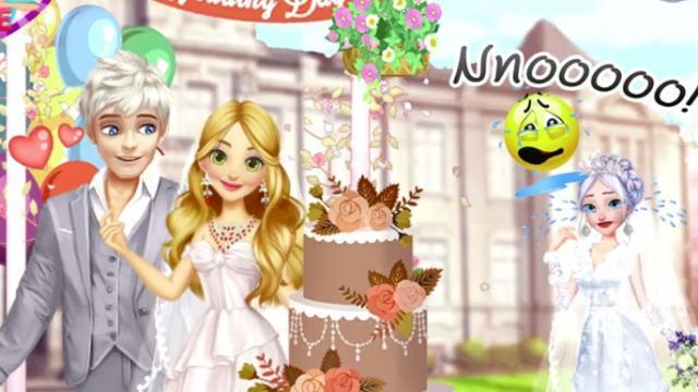 problemas en el día de boda - juega a juegos en línea gratis en