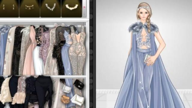 Winter Prom Dresses Play The Girl Game Online