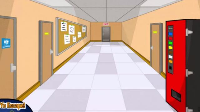 Yo Escape The Office - Play The Girl Game Online
