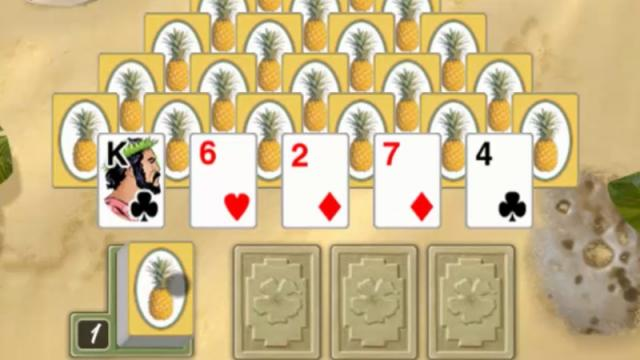 Play Aloha Solitaire | Free Online Games at ArcadeThunder
