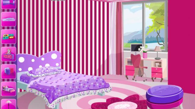 Barbie Decorate Bedroom Game GirlsPlaycom