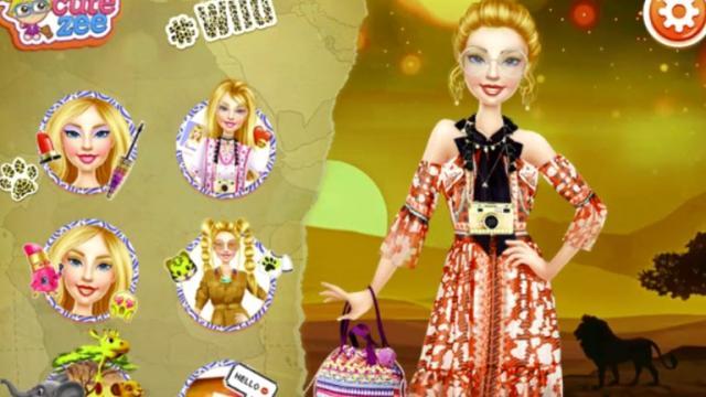 Игры Барби для Девочек