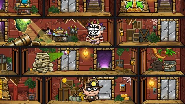 bob the robber 5 free online game on silvergames com