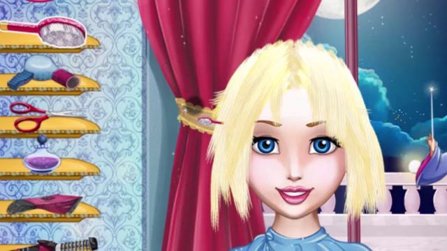 Cinderella Real Haircuts Game Girlsplay