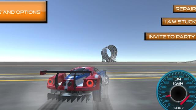 Crazy Stunt Cars Multiplayer Cool Math Games Unblocked Coolmathgameskids Com