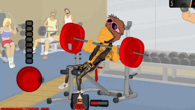 Douchebag Workout 2 Free Online Game On Silvergames Com