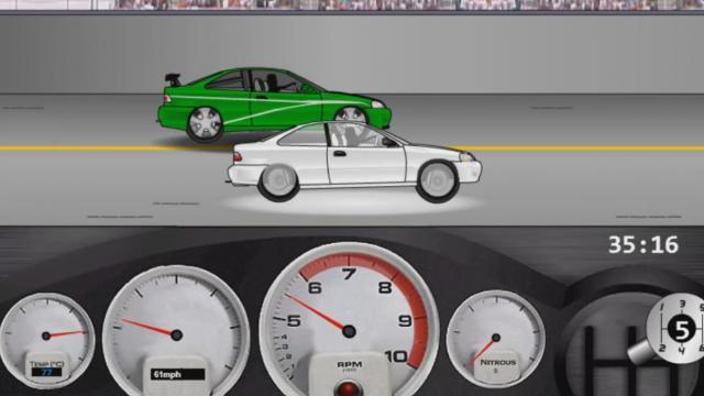 Drag Racer v3 | Free Online Car Games | Minigames