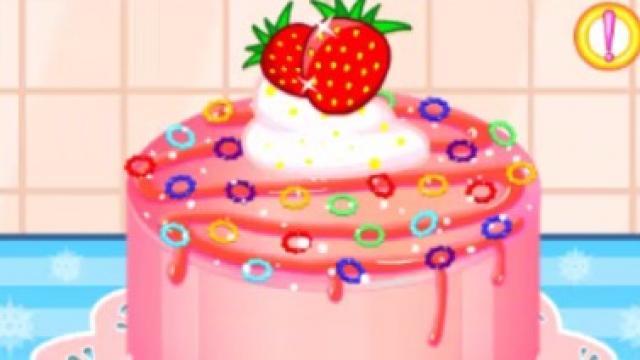 Elsas Birthday Cake Free Mobile Game Online yivcom