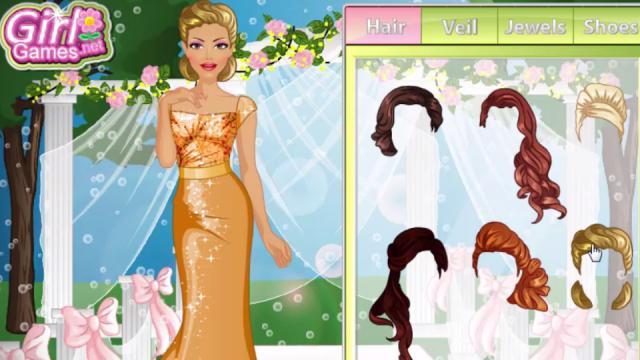 Fashion Studio Wedding Dress Design Play Free Kizlar Oyunlari At Joyland