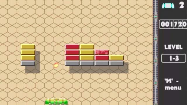 jeux ballistic casse brique
