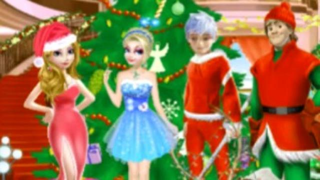 Frozen Christmas Surprise Gifts Free Mobile Game Online Yiv