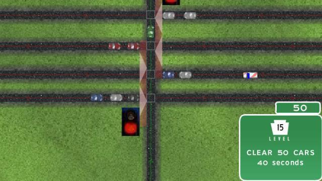 jeux de voiture i love traffic