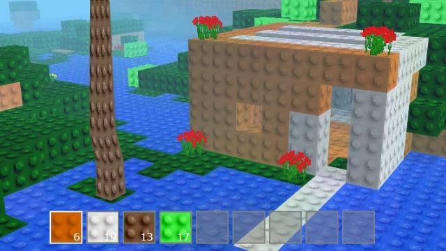LegoCraft Online Lego Minecraft Game - Lego minecraft spiele deutsch