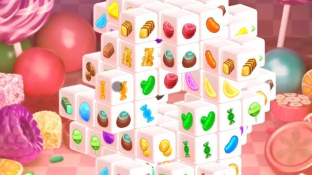Маджонг: конфетное измерение