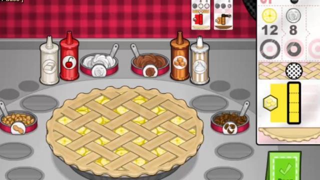 Muy dulces juegos de cocina kizi cocinas muy dulces - Jeux de cuisine papa louie pancakeria ...