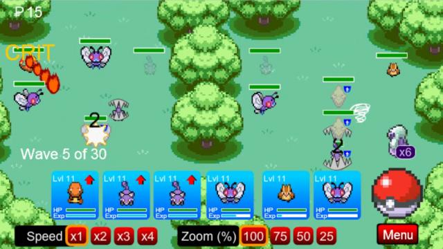baixar pokemon tower defense 2 apk