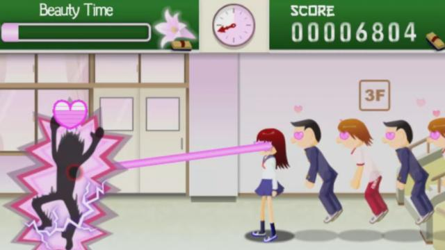 school flirting games for girls online without pc