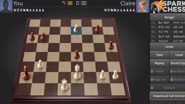 Spark Chess - Spiele gratis Online-Spiele bei JoyLand