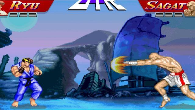 Street Fighter Ii Juego Online Juegosjuegos Mx