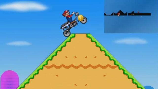 Super Mario Moto Jeu De Mario Sur Jeux Gratuits Com