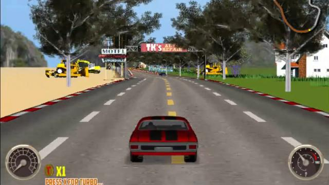 v8 muscle cars 3 - free online game on silvergames