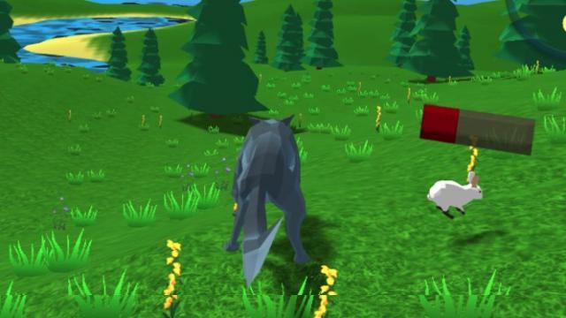 играть симулятор волка онлайн
